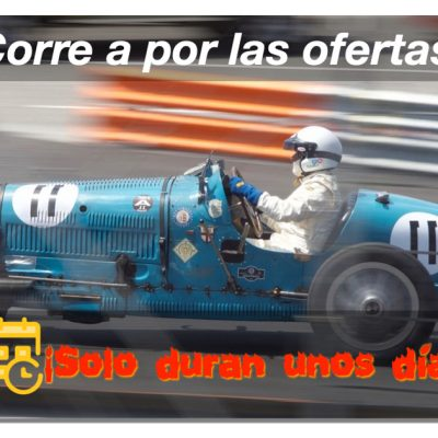 Ofertas Scalextric Black Friday