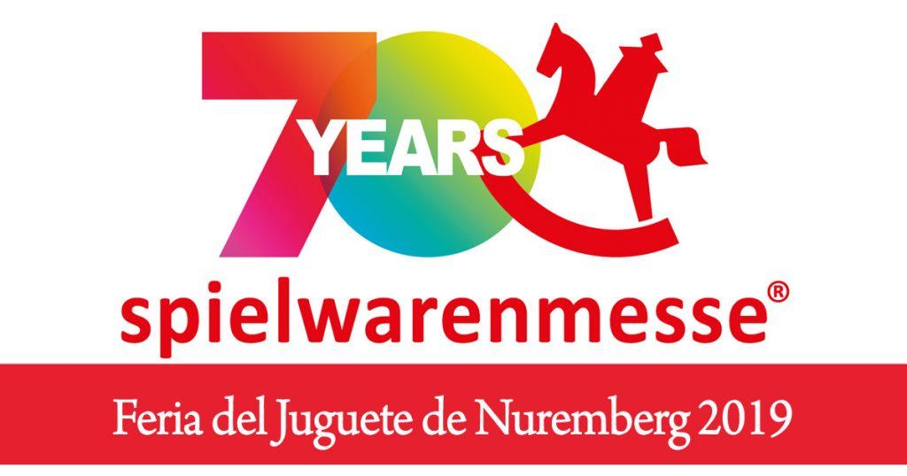 Horaios y fechas del Feria del Juguete de Nuremberg 2019
