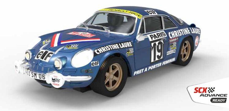 "Alpine-Renault A110 ""Michèle Mouton"""