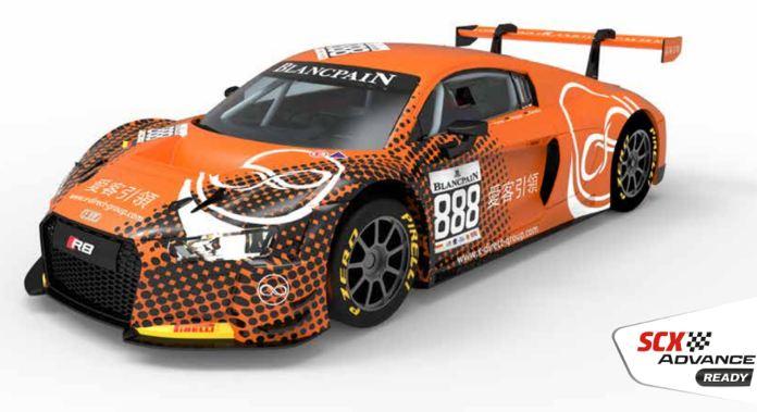 """Audi R8 LMS GT3 """"MotorSport"""""""