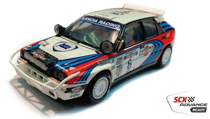 "Lancia Delta Integrale ""Rallye Safari"""