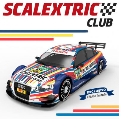 Coche Scalextric Club 2019