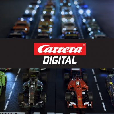 Carrera Digital 143 132 124