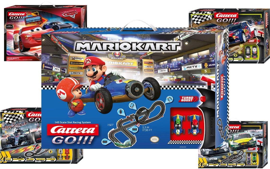 carrera go coches y circuitos