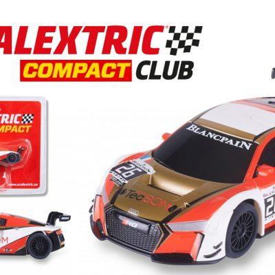 Coche del Club SCX Compact 2019