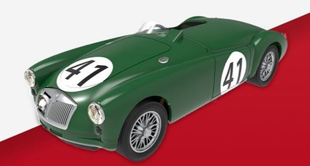 MG A 1955 Scalextric 2020