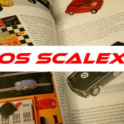 Libros Scalextric en oferta